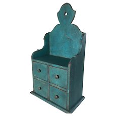 Blue Spice Chest (1900-1910)