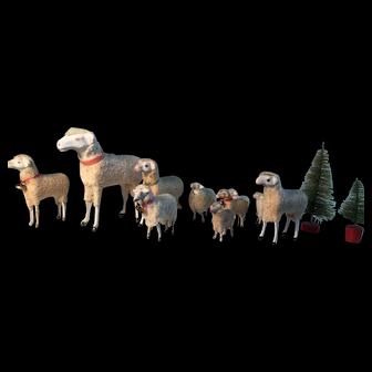 19th Century Sheep 10