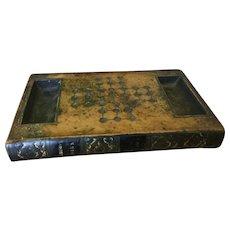 Unusualy, Early Folk Art Game Board