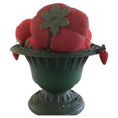 Early Cast Iron Compote - Windsor Green - Early Tomatoes