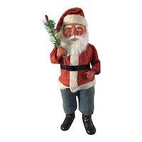 19th Century Woodcutter Santa