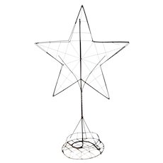 19th Century Standing STAR - Fabulous, and Great for Christmas!