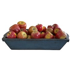 Beautiful Blue Apple Box/Full of Beautiful Apple Containers