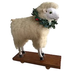 Great, Early Sheep on Wheels