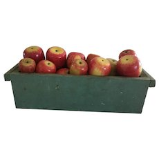 Apple Green Table Box/GREAT Apple Collection