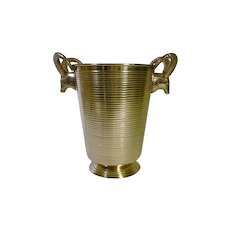 Brass Bucket Wine Bucket Champagne Bucket Large