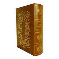 Shakespeare (1564-1616) The Comedies Leather Bound Easton Press