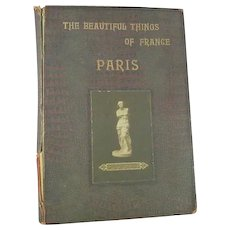 1920 Silver Prints Photos The Beautiful Things of France L. J. Patras Antique