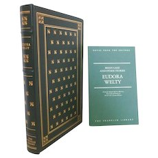 Welty, Eudora, Leather Bound, Moon Lake and Other Stories
