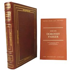 Dorothy Cooper Leather Bound Book