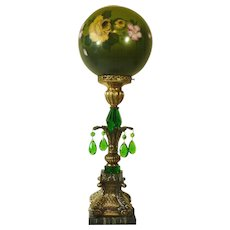 Victorian Table Lamp Rare Style Antique