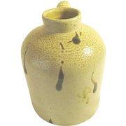 Vintage Stoneware Jug 1 gallon
