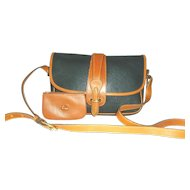 Vintage Dooney and Bourke All Weather Leather Purse - reduced