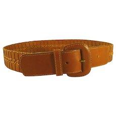 Genuine Leather Belt - Unisex