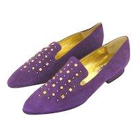 Escada Designer Vintage Shoes - Never worn - reduced