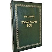 The Tales of Edgar Allan Poe - Leather bound