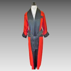 Fernando Sanchez Designer Robe Vintage reduced