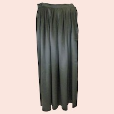 Ralph Lauren Silk Long Skirt Size 6 reduced