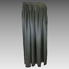 Ralph Lauren Silk Long Skirt Size 6 reduced
