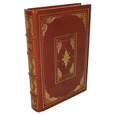 Rudyard Kipling Stories Leather Bound Book