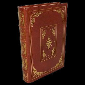 Rudyard Kipling Stories Leather Bound Book