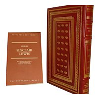 Stories by Sinclair Lewis  Leather Bound Book