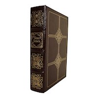 Tom Jones by Henry Fielding Leather Bound Book