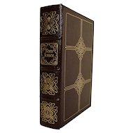 Tom Jones by Henry Fielding Leather Bound Book
