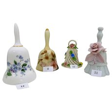 Bone China / Porcelain Dinner Bells