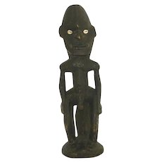 Antique Fertility Statue Male Papua New Guinea