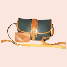 Dooney and Bourke All Weather Leather Purse - Vintage
