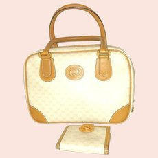 Vintage Gucci Purse / Hand bag