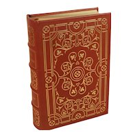 Tolstoy's (1828 - 1910) Anna Karenina,  Leather Bound Collector's Edition