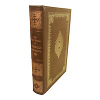 Charles Dickens (1812 - 1870) The Short Stories, Leather Bound