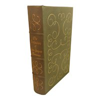 The Confessions of Jean-Jacques Rousseau (1712 - 1778) Leather Bound