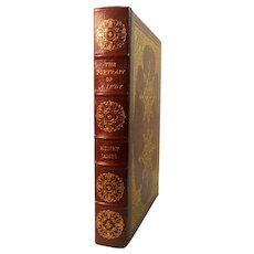 The Portrait of a Lady by Henry James (1843 - 1916) Leather Bound