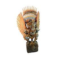 Garuda Hindu & Buddhist Bird-God