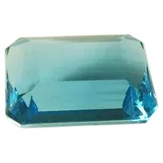 Collectible Blue Topaz 35ct T.W.