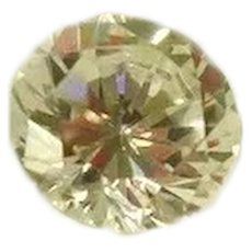 Vintage collectibles 2.3ct Moissanite