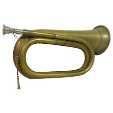 Brass Military Style Bugle