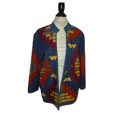 Girasol Southwestern Jacket Size M
