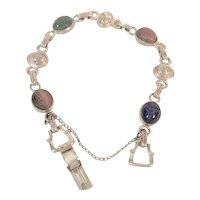AMCO 14K GF Scarab Bracelet