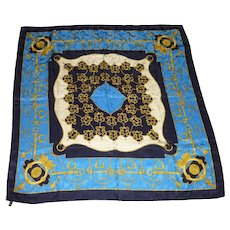 Silk scarf made in Italy