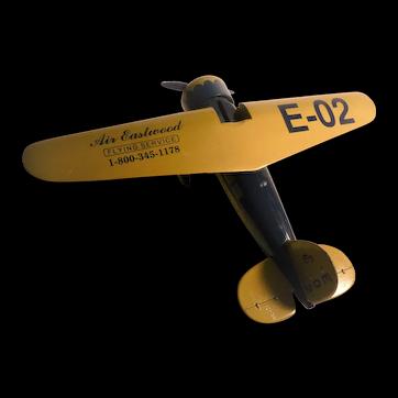 1932 Lockheed Vega Die-Cast Airplane
