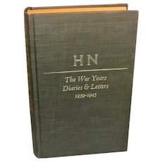 The War Years Diaries & Letters 1939-1945