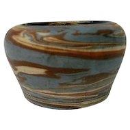 Niloak Mission Swirl Squat Vase