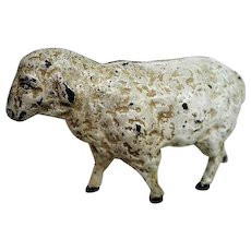 Cast Iron Hubley Sheep Bank