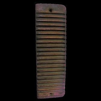 Wooden Vintage Cigar Mold