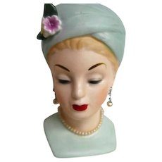 Stunning Grace Kelly Head Vase