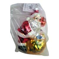 Christopher Radko Glass Santa Christmas Ornament Bloomingdales